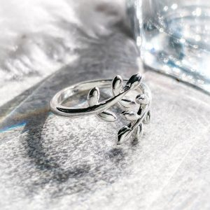 Olajág gyűrű